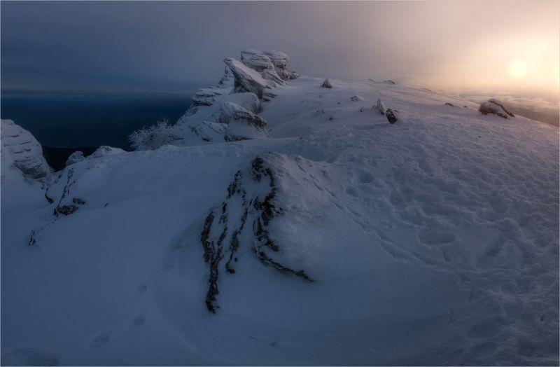 Закат на планете Демерджиphoto preview