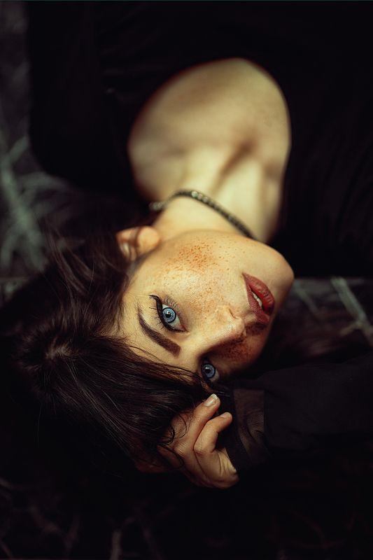портрет, мода, фотография, стамбул, канон, девушка Топаз Портретphoto preview
