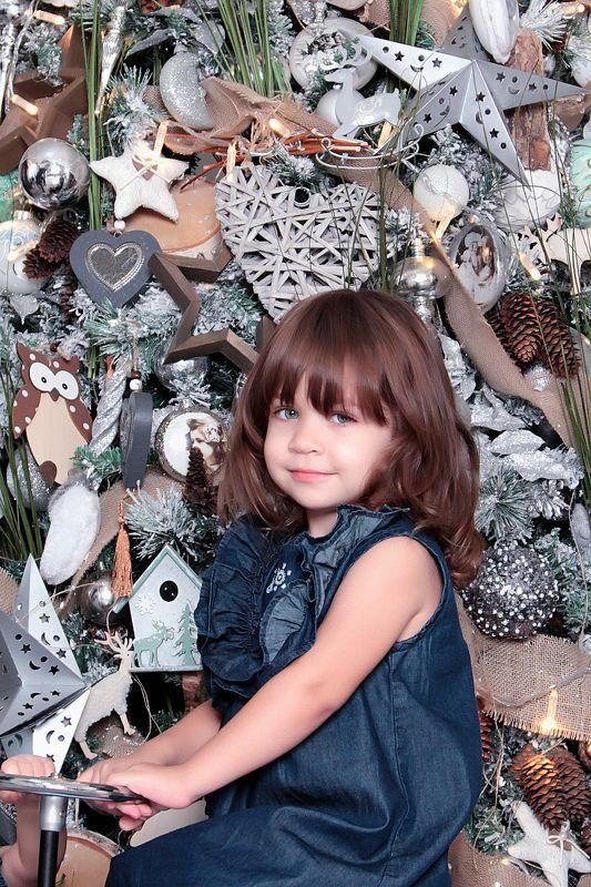 дети, портрет, рождество Рождествоphoto preview