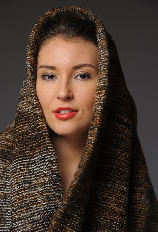 портрет, студия Настяphoto preview