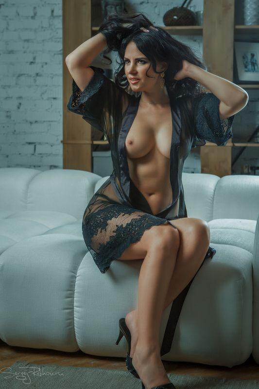 ню, студия, nude, sexy, beauty, rekhov Анжеликаphoto preview
