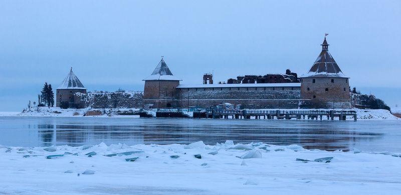 Крепость Орешек близ Шлиссельбургаphoto preview