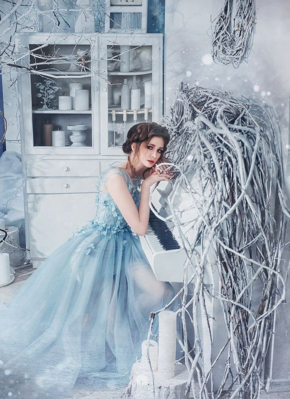 Winter princessphoto preview