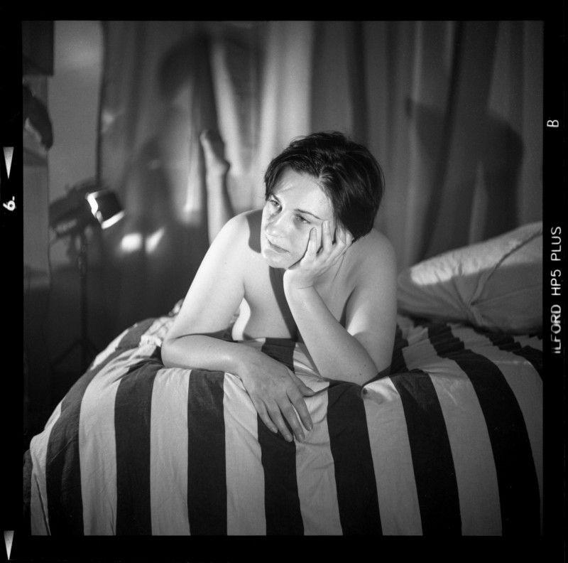 film, nude, portrait, analogue Loretaphoto preview