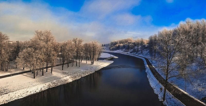 зима, природа, лес, деревья, витебск, беларусь, huawei, помолейко, небо, снег, мороз, winter, nature, forest, trees, vitebsk, belarus, pomoleyko, cold Зима вместе с Huaweiphoto preview