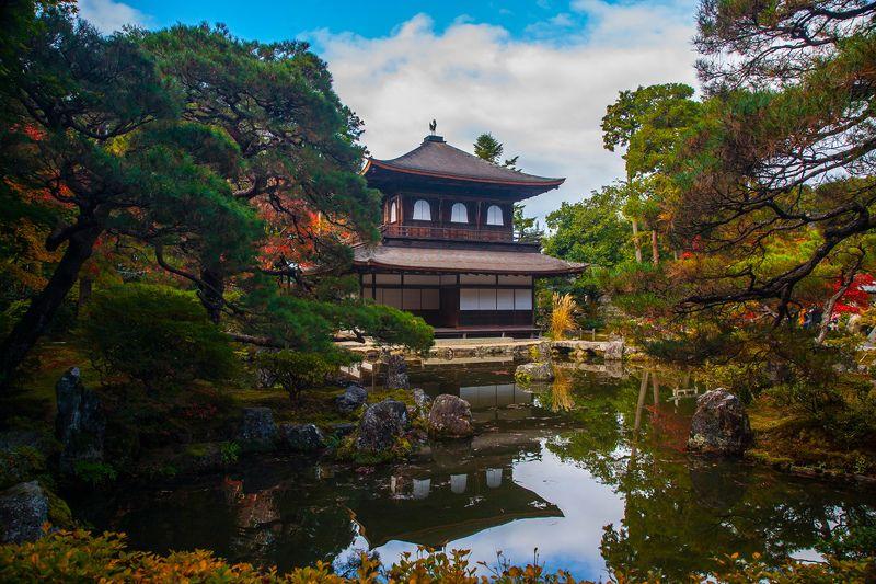 Серебрянный Павильон в Киотоphoto preview