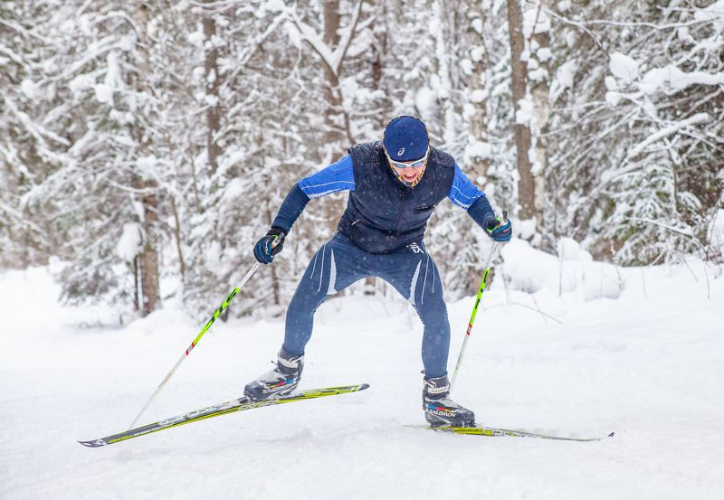 пермский край, лыжные гонки, глк, трамплин, коньковый ход, fisher rcs В горуphoto preview