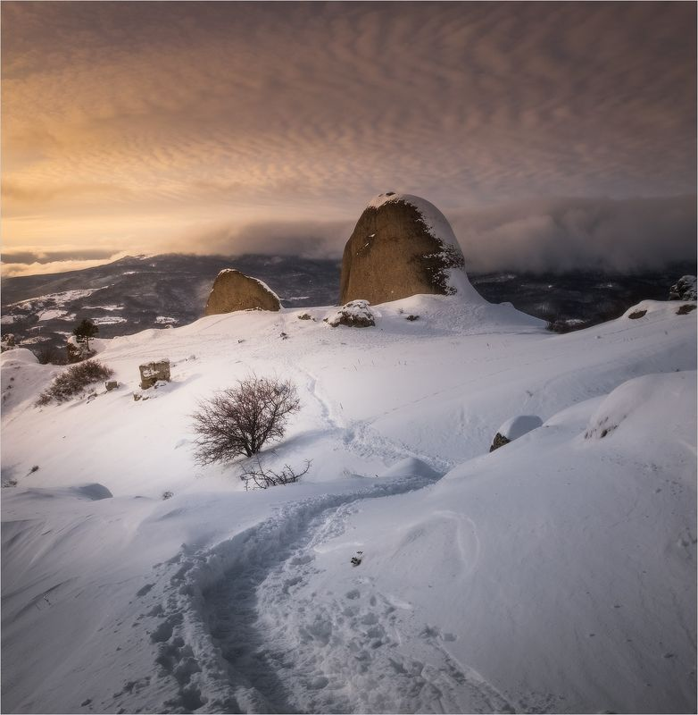 Зимняя Демерджиphoto preview