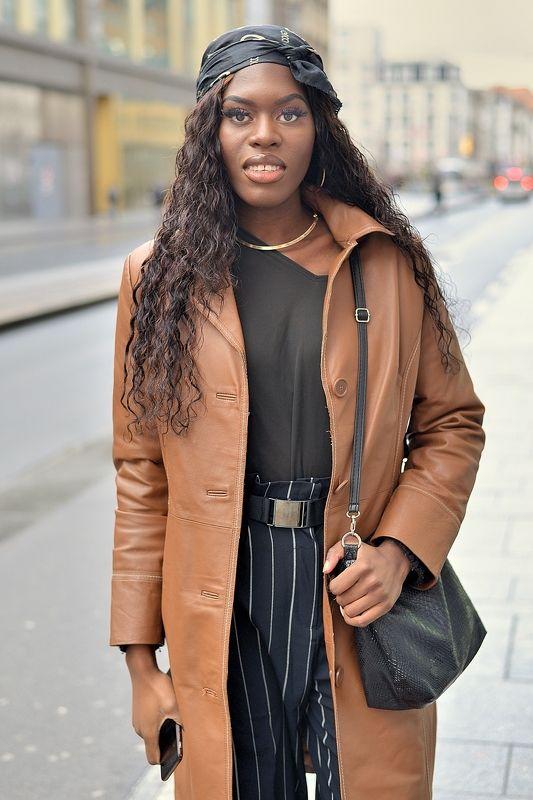 People from the African neigbourhood in Antwerp(Belgium)photo preview