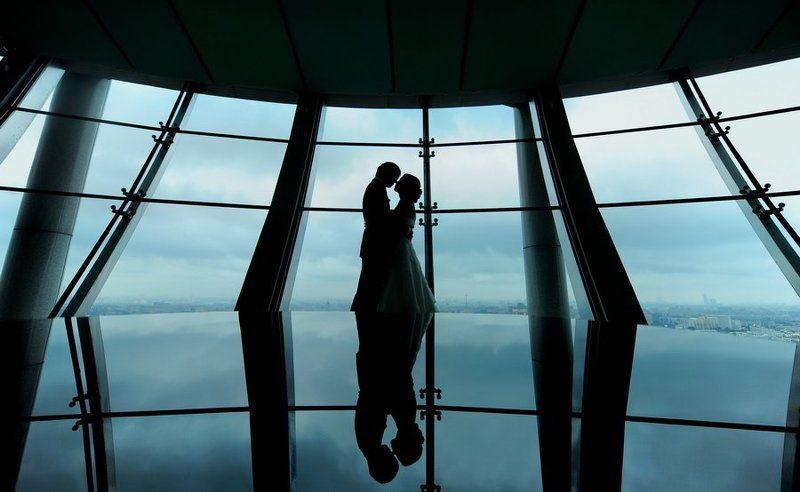 свадьба, wedding, силуэт. silhouette*photo preview