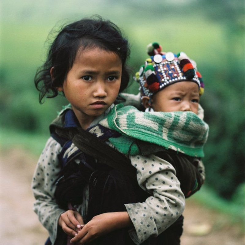 yty, laocai, vietnam, mf Mountain kidsphoto preview