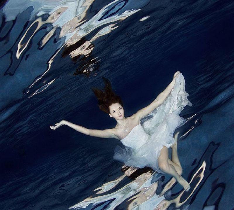 подводная невестаphoto preview
