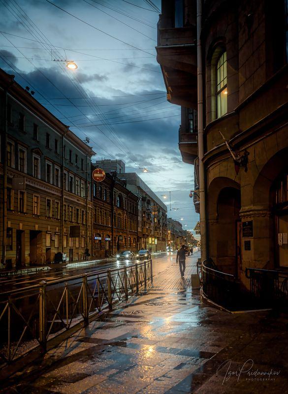 Город дождейphoto preview