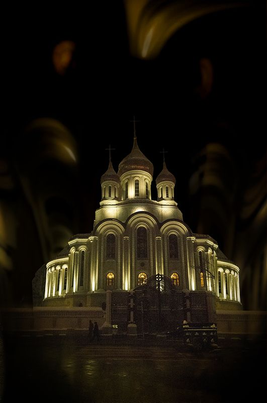 Московский храмphoto preview