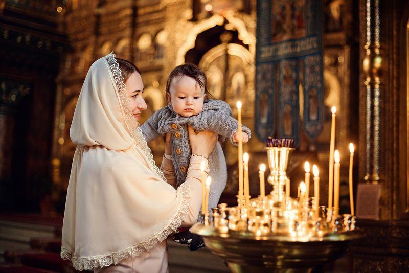 Крещение Степанаphoto preview