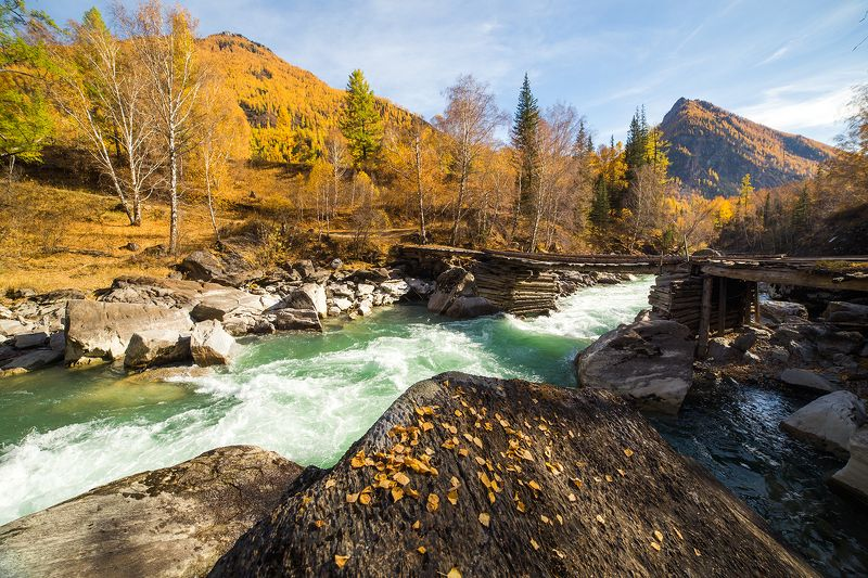 Река Чуя. Алтайphoto preview