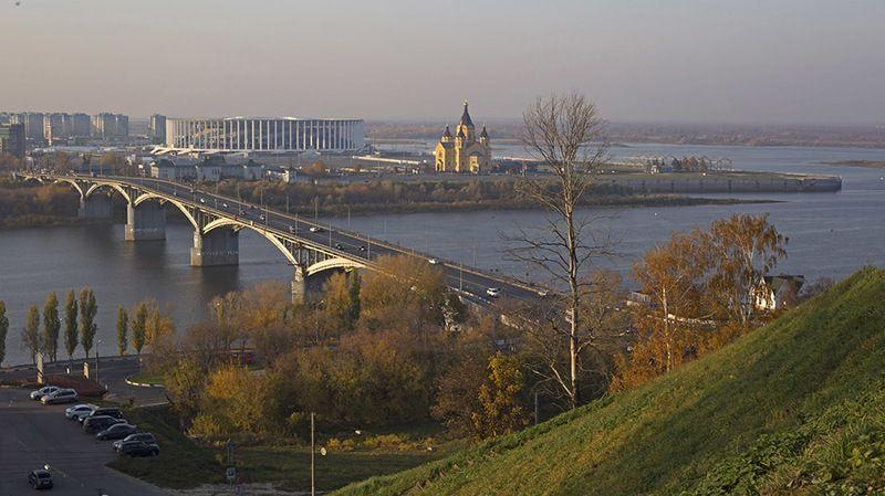 Нижегородская осеньphoto preview