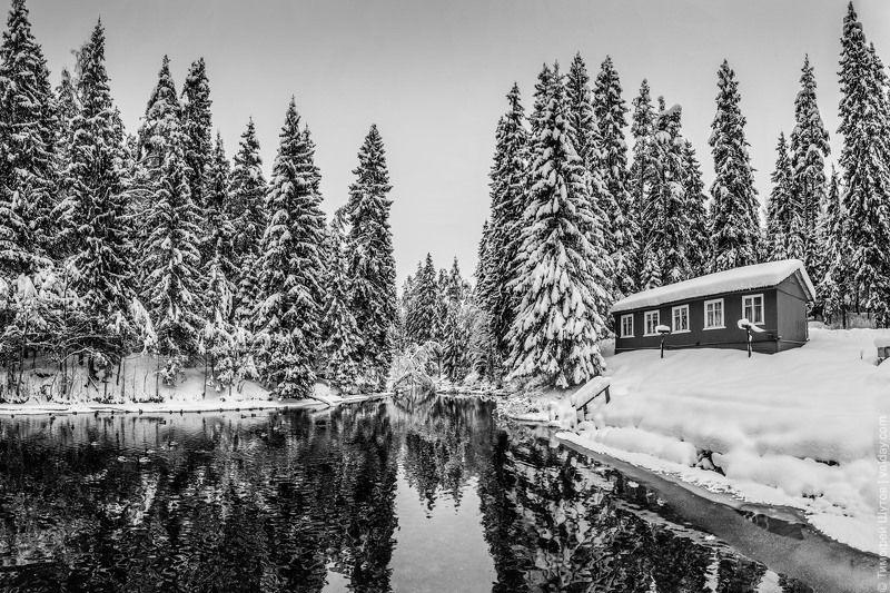 валдай Середина января на Валдайке-рекеphoto preview