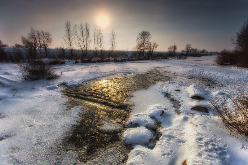 Зимние зарисовкиphoto preview