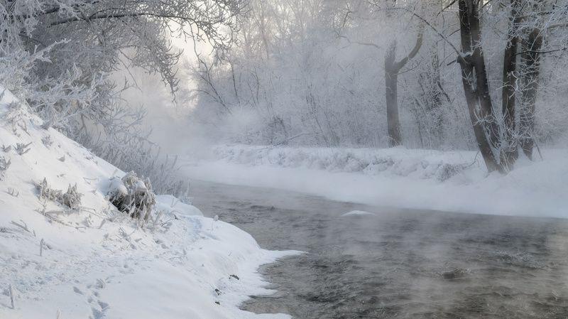 В Новокузнецке зимаphoto preview