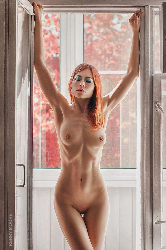 nude, portrait, girl, emotion, beauty, портрет, kerrymoore Serafimaphoto preview