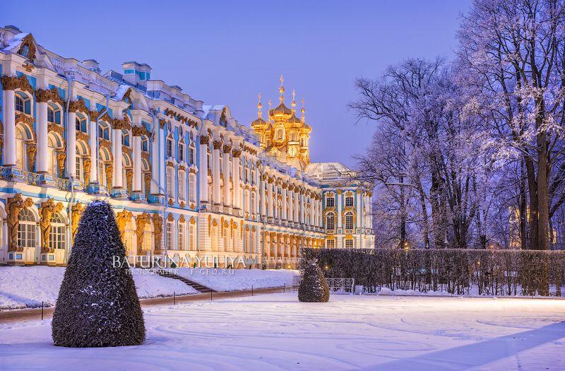 царское село, дворец, храм, санкт-петербург Сиреневая ночьphoto preview