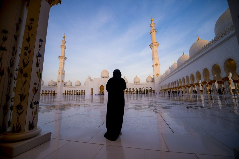 оаэ, абу-даби, мечеть, шейх зайд, Мечеть шейха Зайда (مسجد الشيخ زايد)photo preview
