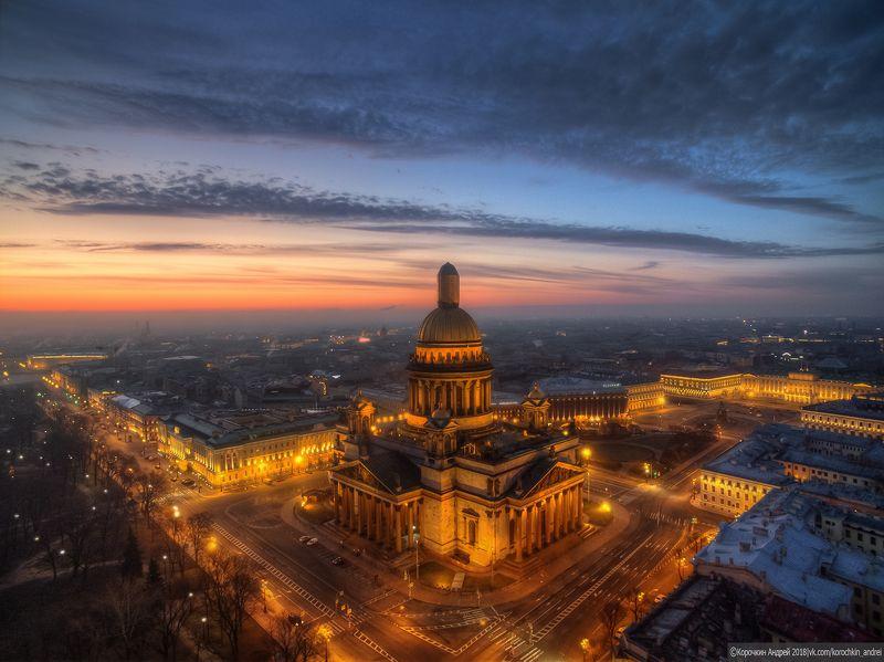 Утро Петербурга...photo preview