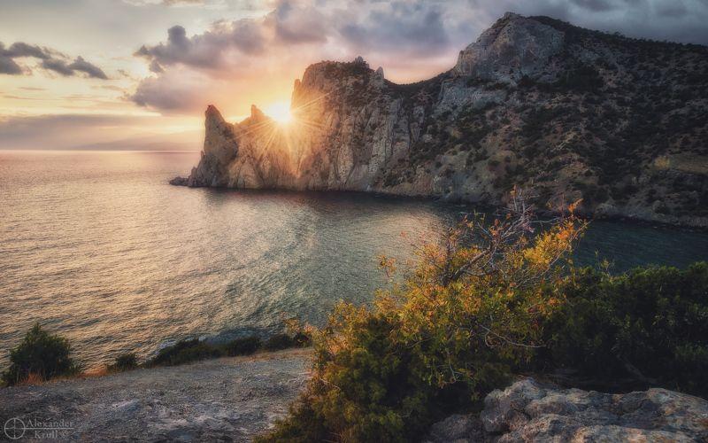 Черноморским вечером...photo preview