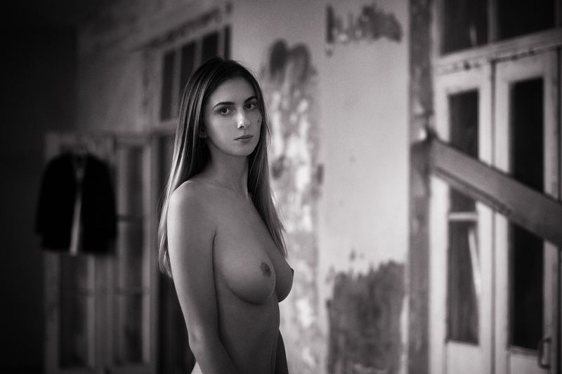 девушка, модель, ню Fight club IIphoto preview
