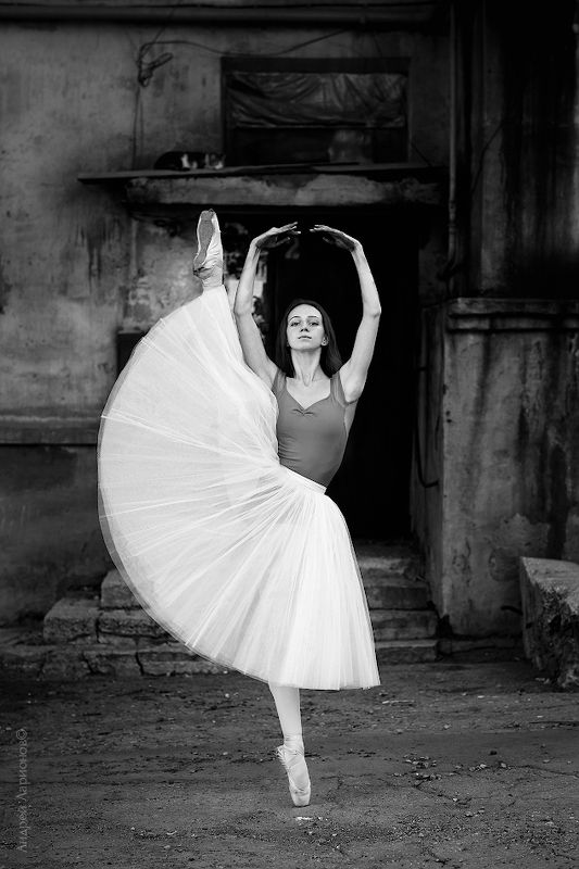 балерина, балет, андрейларионов Балерина photo preview