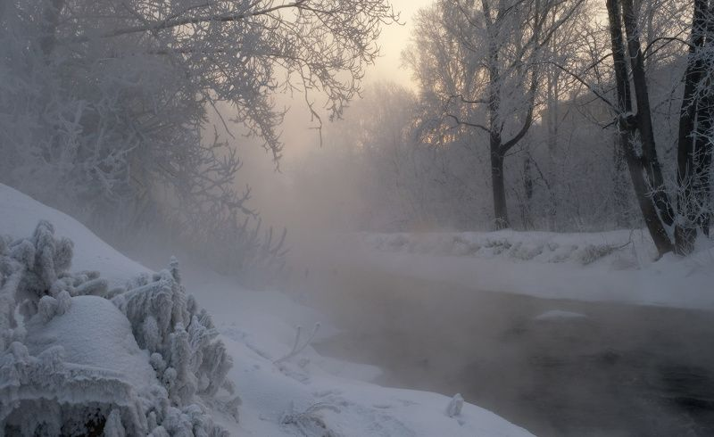 Морозы в городе Нphoto preview