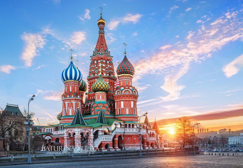 москва, собор василия блаженного Собор Василия Блаженногоphoto preview