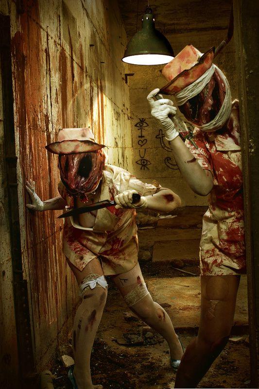 vladimir(volf)kirilin,владимир(вольф)кирилин,Silent Hill Series: \