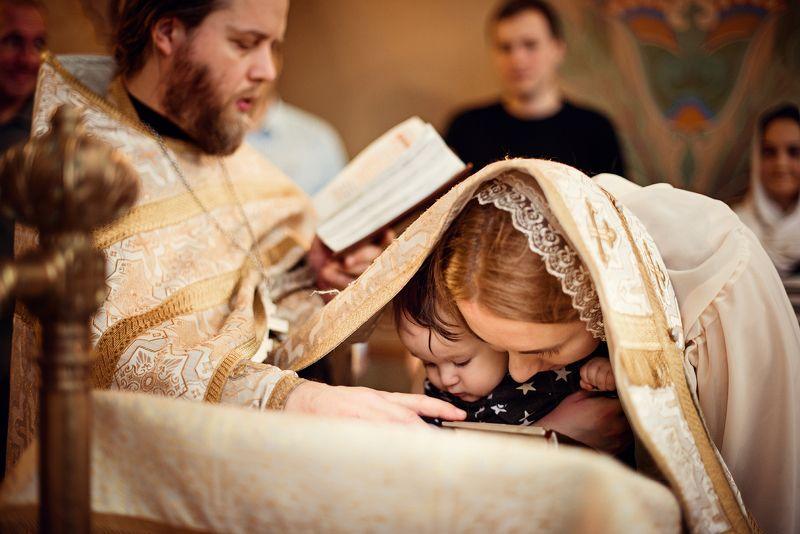 Крещение Степана. photo preview