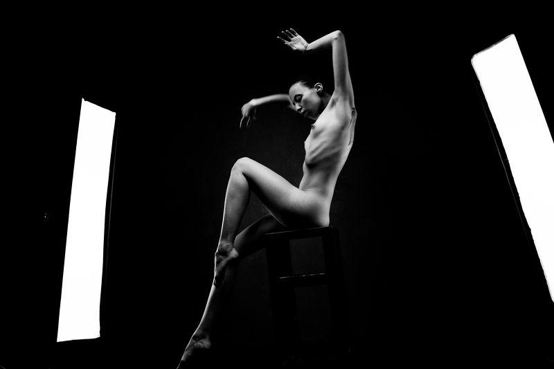 black and white Телоphoto preview