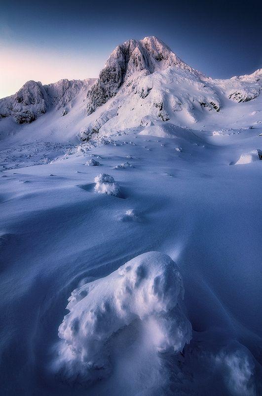 retezat, mountains, romania, landscape, frost, ice, snow, winter, peak, nikond90 Jötunheimphoto preview
