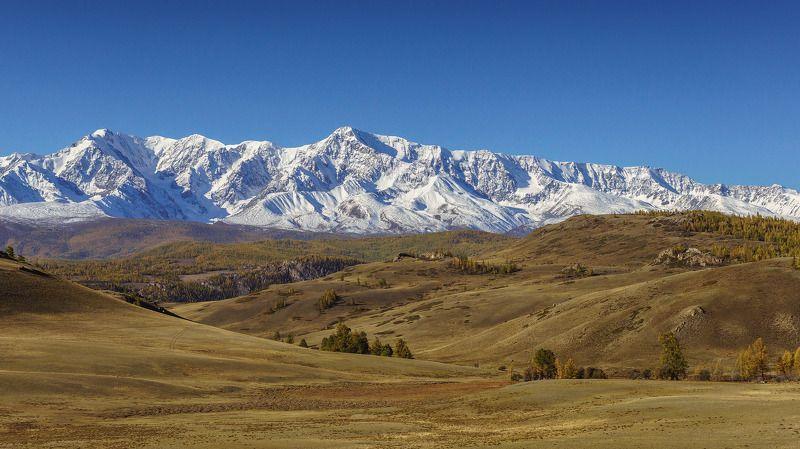 горы, осень, Горный Алтай  Величие гор! photo preview