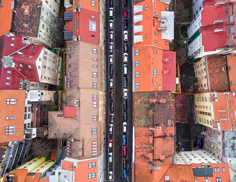 прага, чехия, квадрокоптер, дрон Прага 5photo preview