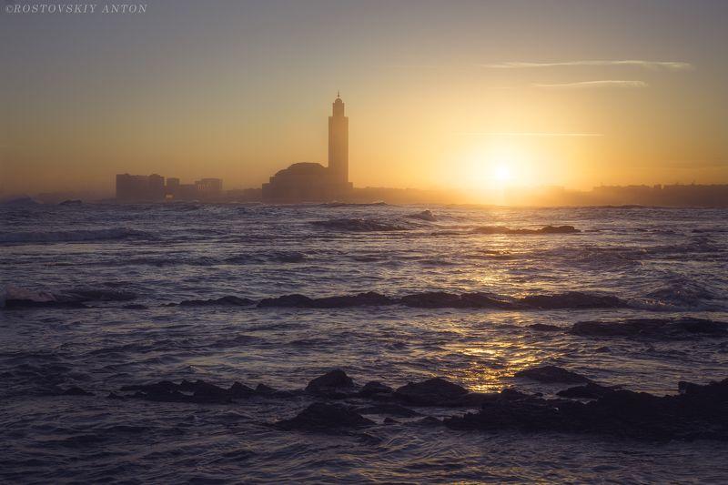 фототур, восход, Касабланка, Марокко, Morocco, Утро в Касабланкеphoto preview