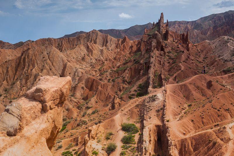 Киргизия, пейзаж, каньон Каньон Сказка. Киргизияphoto preview
