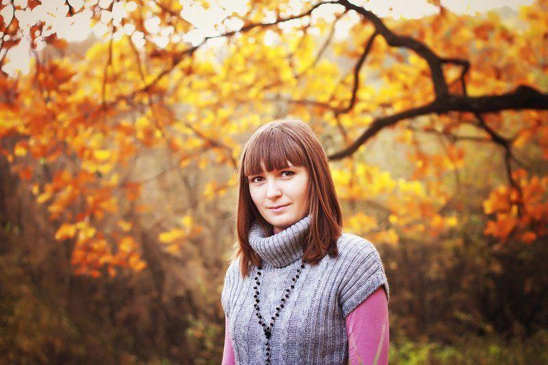 портрет, 2011, осень Осеньphoto preview