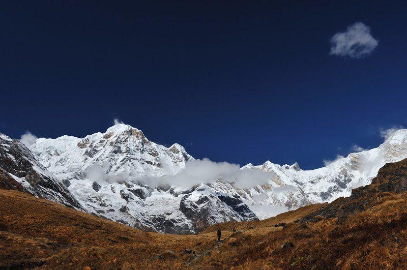 annapurna, nepal, mountains, mantra, аннапурна, непал, мантра Про одинокое облачко, мантры и Анатолия Букрееваphoto preview