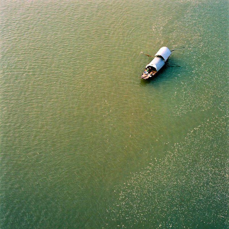 hanoi, vietnam, mf On riverphoto preview