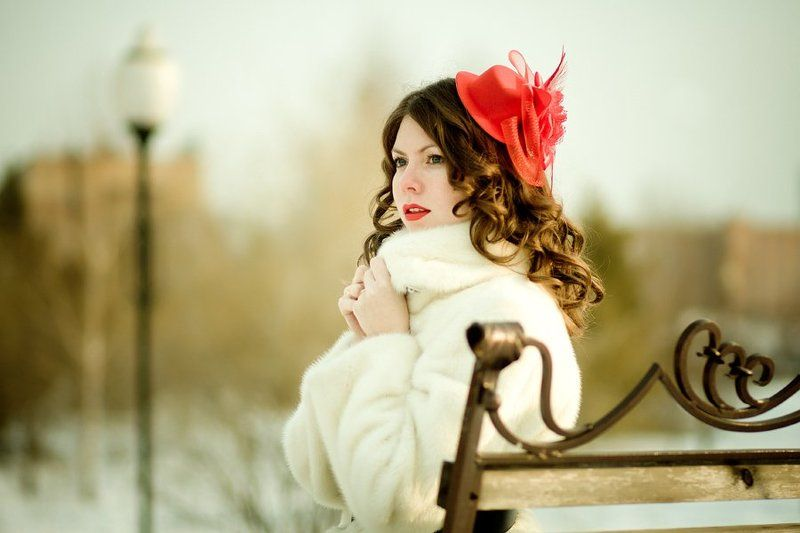 Зимняя вишняphoto preview