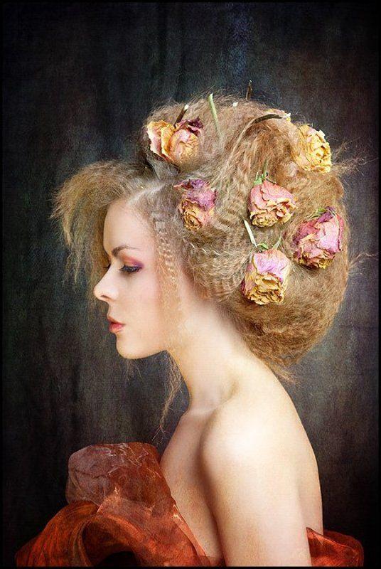 портрет, жанровый портрет фото Маша Тимофеева, стилист Оксана Бреусова, модель я, Vera Annphoto preview