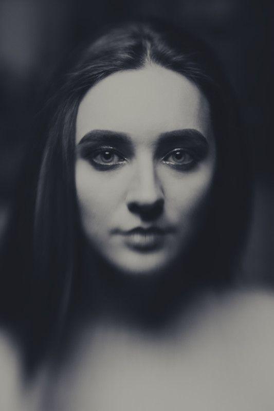 девушка, портрет, взгляд, sweet50 Karinaphoto preview
