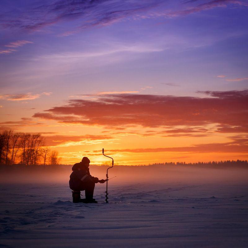 валдай На Валдае рыбалка  В зимний период Прекраснаphoto preview