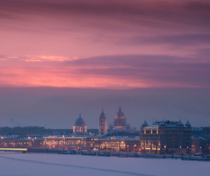 санкт-петербург, город Вид с моста Бетанкура.photo preview