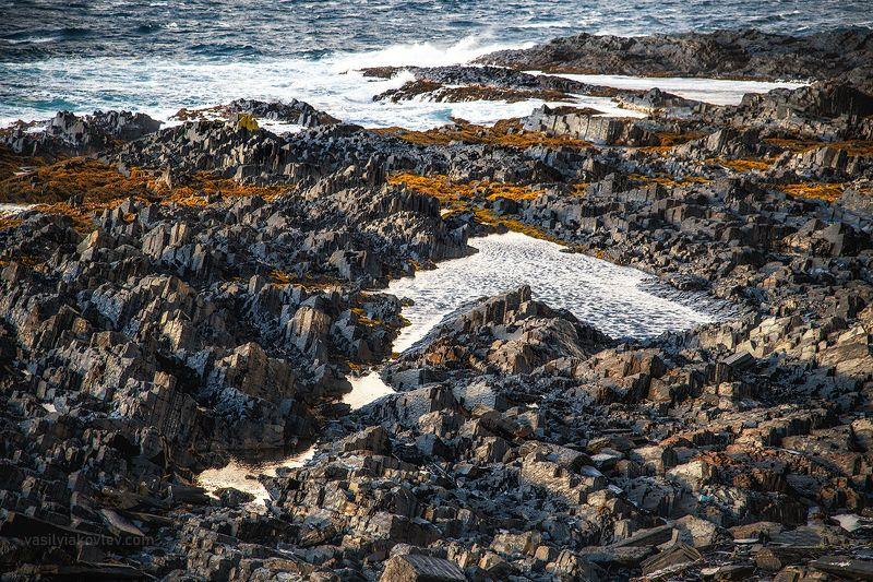 рыбачий, мыс, кекурский, берег, север Пикселиphoto preview